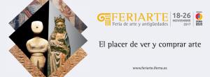 Logo Feriarte 17